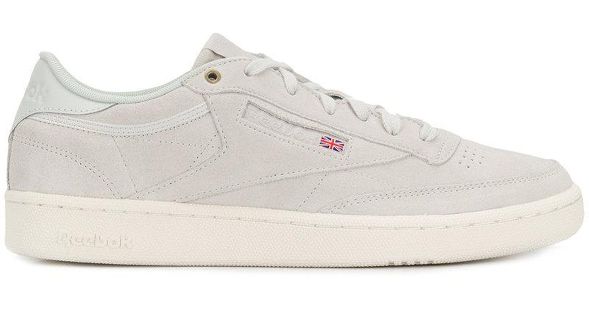 quality design 4d5a0 ada6f Lyst - Reebok Club C 85 Montana Cans in White for Men