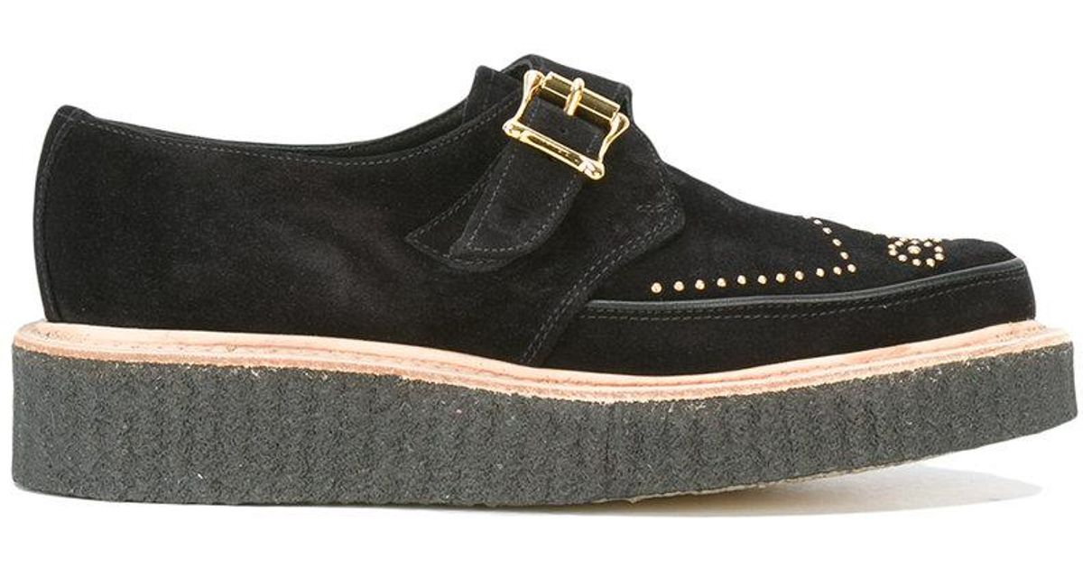 buckled platform loafers - Black Rupert Sanderson Outlet Best Wholesale Sale Genuine New Styles Ypb4UEK