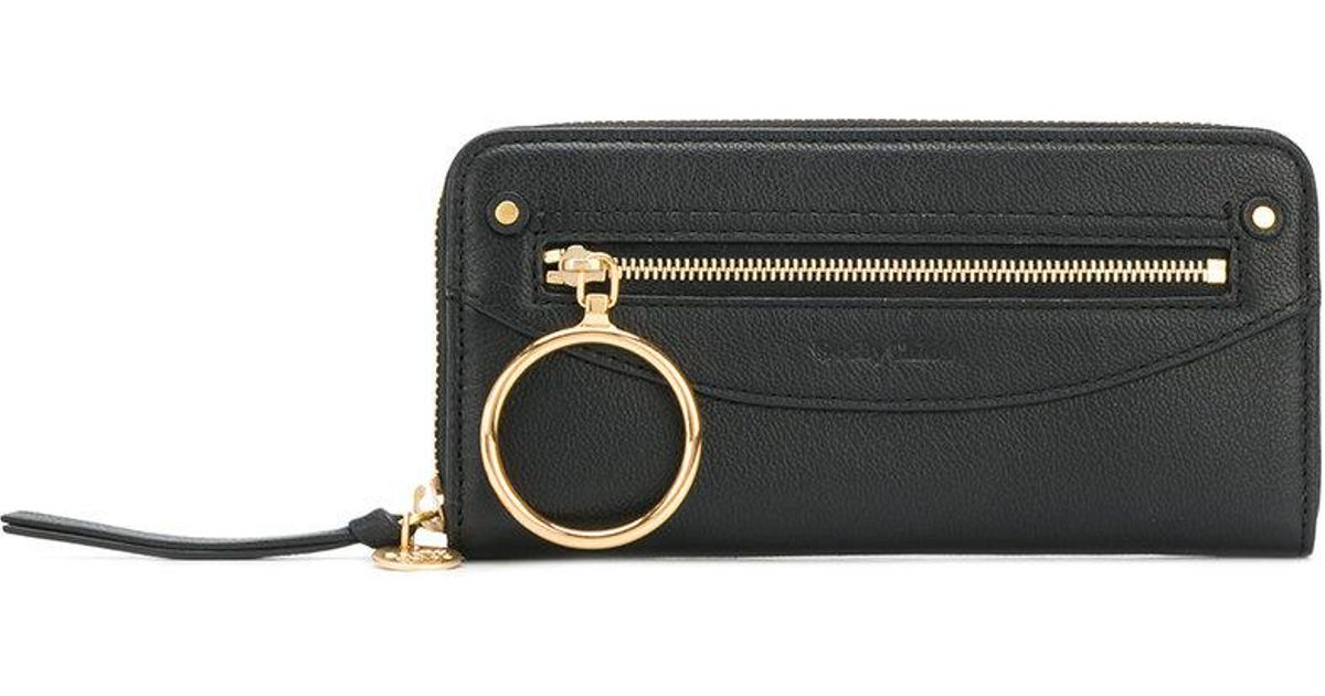 Mino long wallet - Black See By Chlo</ototo></div>                                   <span></span>                               </div>             <div>                                     <div>                                             <div>                                                     <div>                                                             <div>                                                                     <ul>                                                                             <li>                                         <a href=