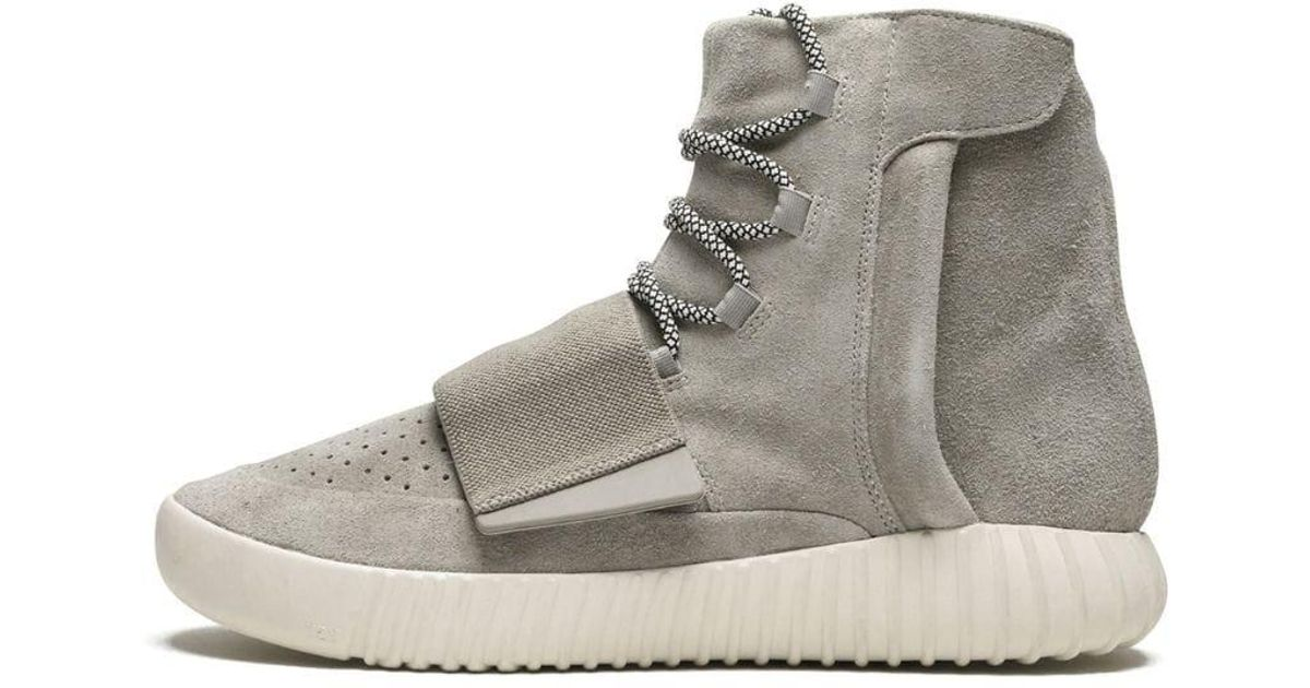 on sale 56f06 58bd8 Adidas - Gray X Yeezy 750 Boost High-top Sneakers for Men - Lyst