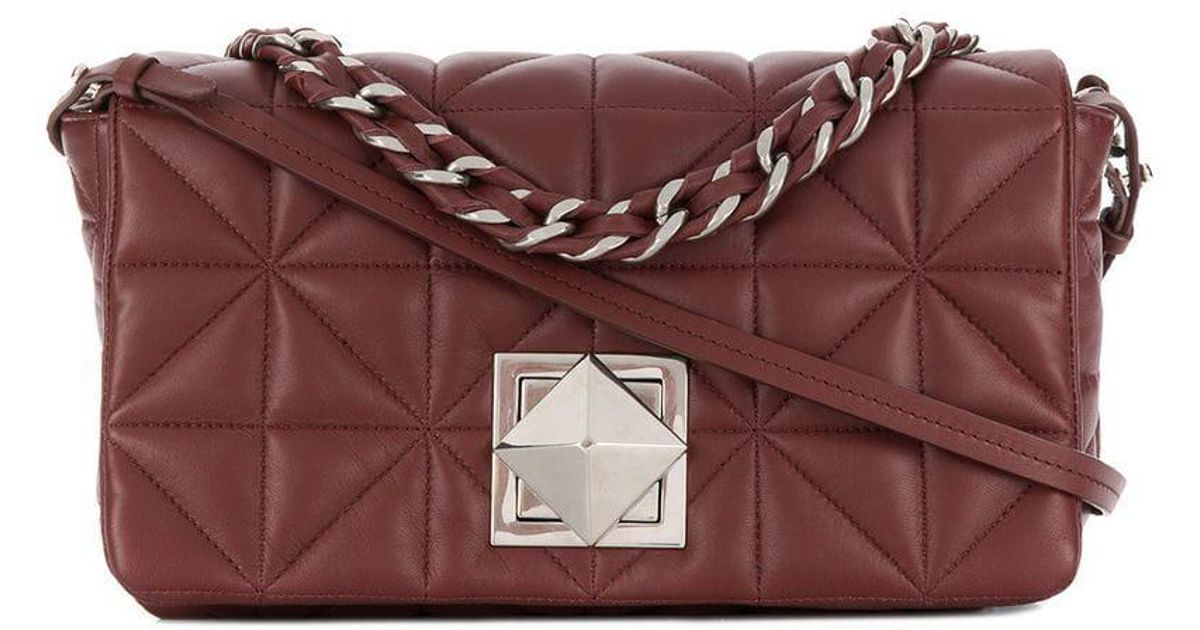 2c869f56be2 Sonia Rykiel - Red Copain Large Crossbody Bag - Lyst