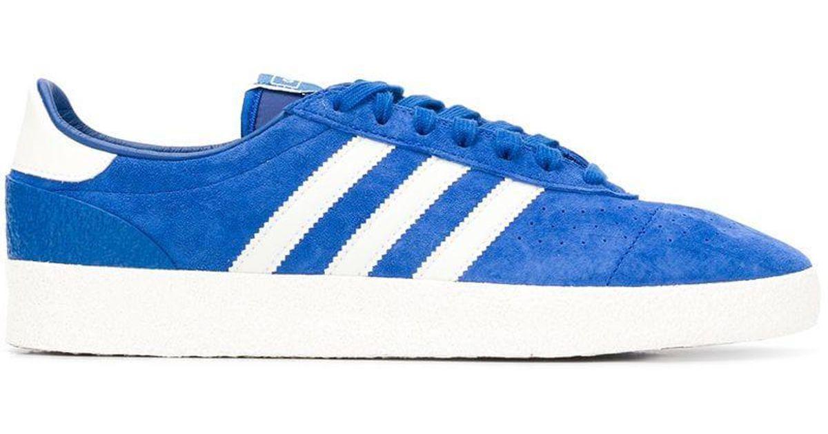 0d7abd2979ae Lyst - Adidas Munchen Super Spzl Sneakers in Blue for Men
