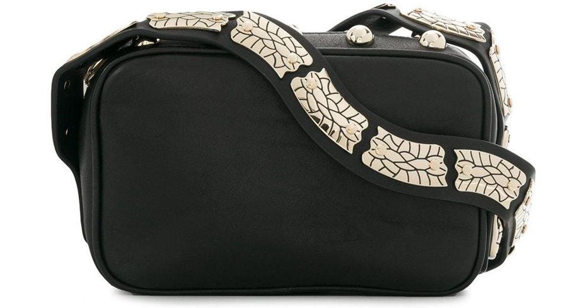 embellished strap shoulder bag Red Valentino d9a1771