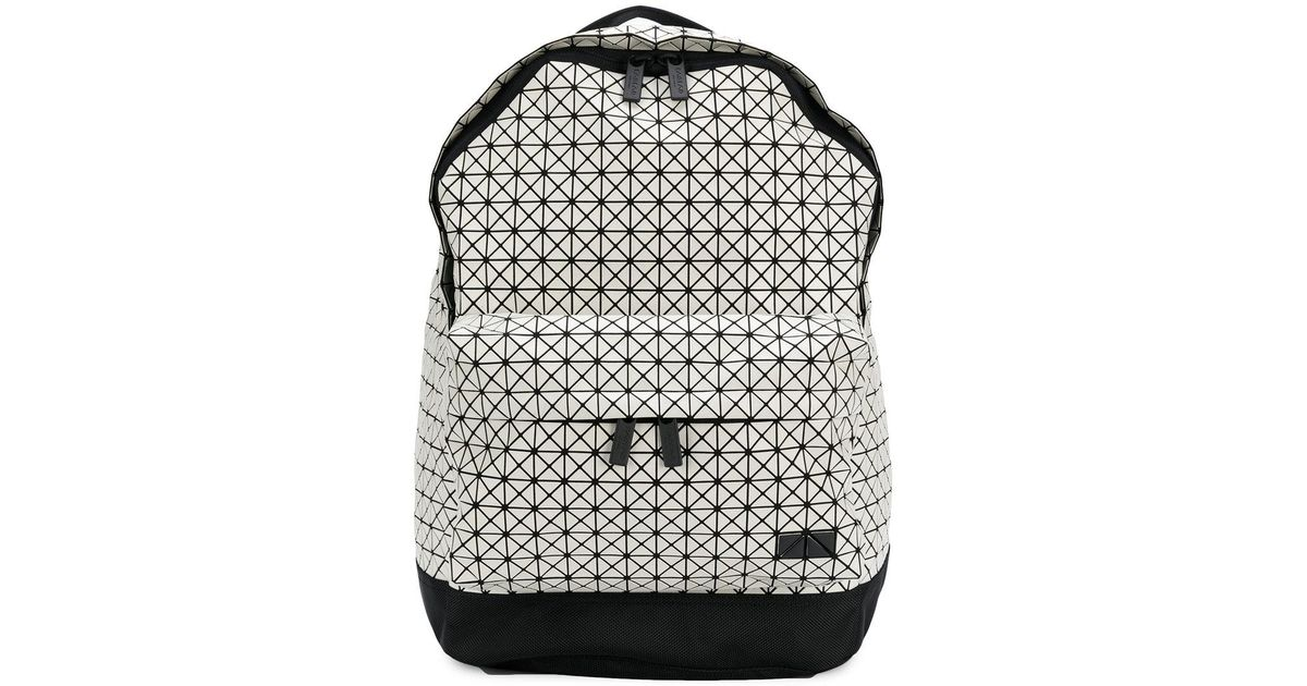 d78a1aeee18b Bao Bao Issey Miyake Daypack Backpack in White for Men - Lyst