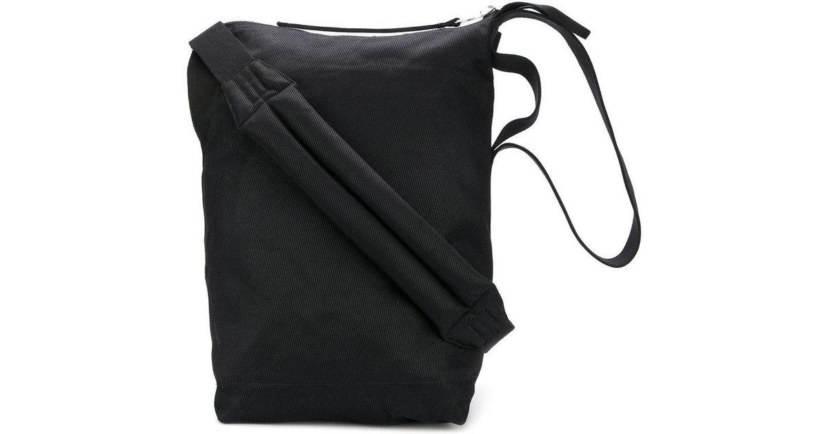 Rick Owens Drkshdw Bucket Large Tote Bag in Black for Men - Lyst c660d8fa25f85