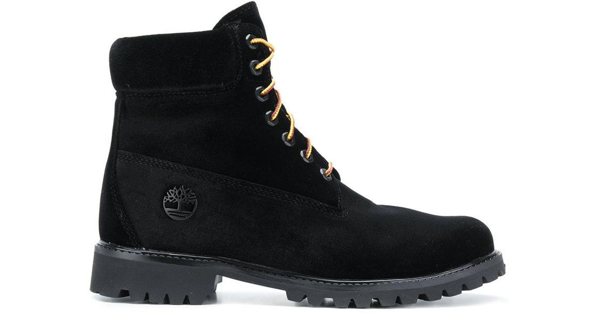 clearance best store to get Off-White X Timberland lace-up boots explore for sale discount manchester great sale QDfiKu