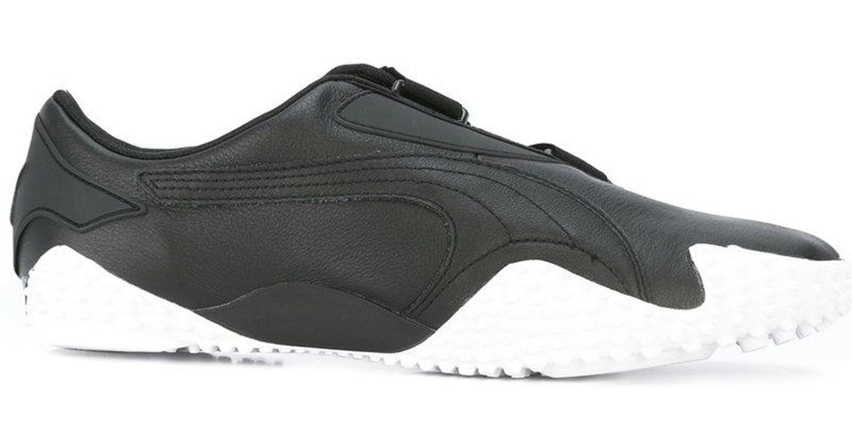 6b1ccb47ed49 Lyst - Puma Mostro Sneakers in Black for Men