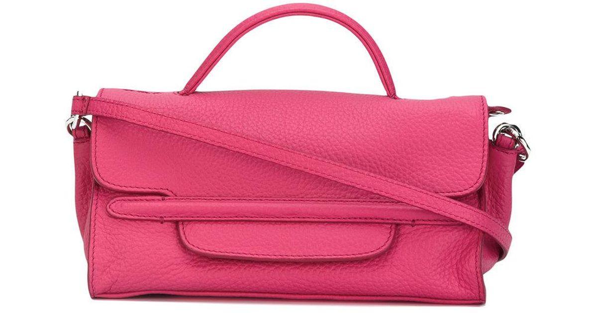 Zanellato Pink Nina Baby bag - Laterza line PmBmKzDMU6