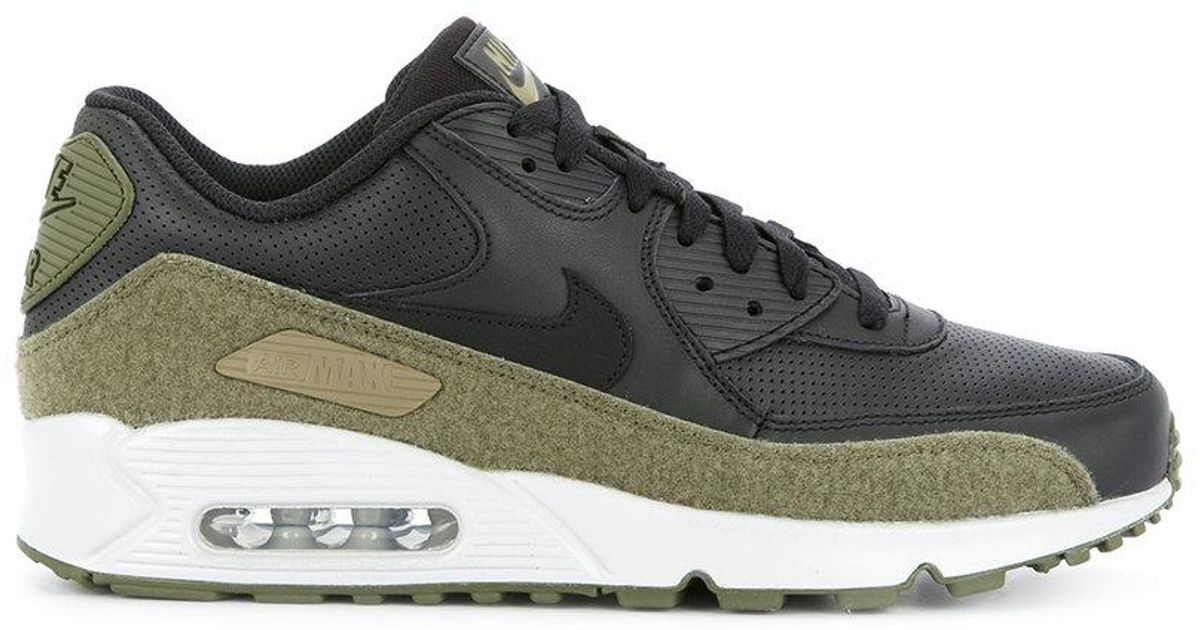 check out 7212f 39196 Lyst - Nike Air Max 90 Hal Sneakers in Black for Men