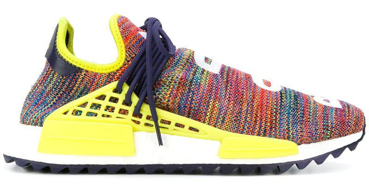 f05013e97 Lyst - adidas Originals Pharrell Williams Hu Hiking Nmd tr Sneakers for Men