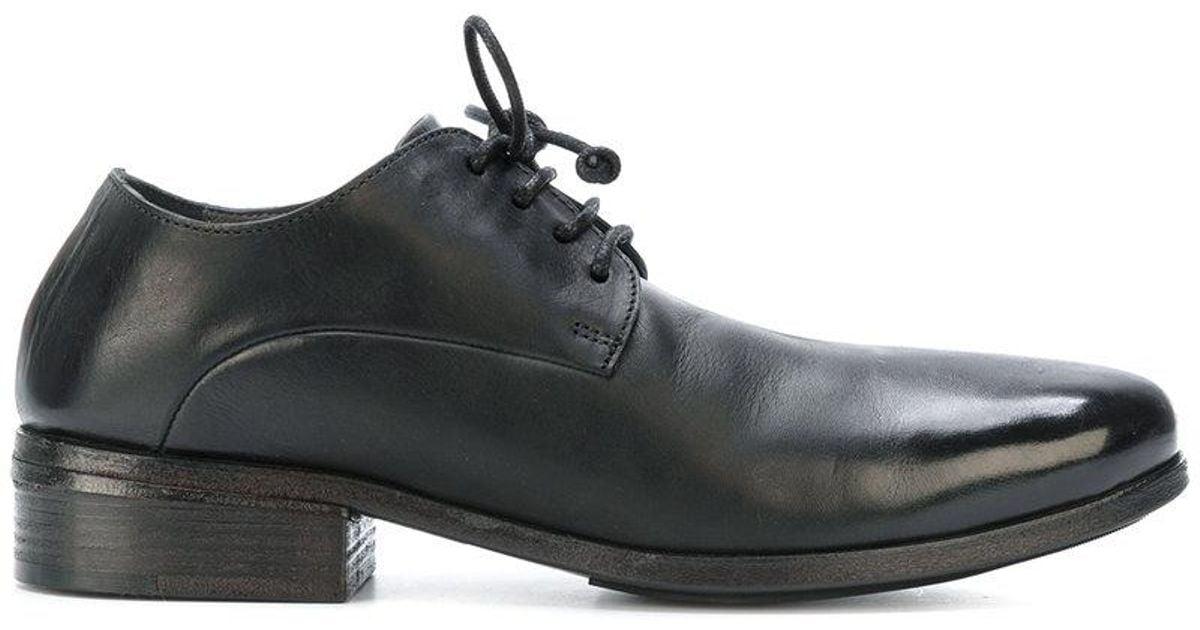 polished toe derbys - Black Mars��ll hCnB9USe