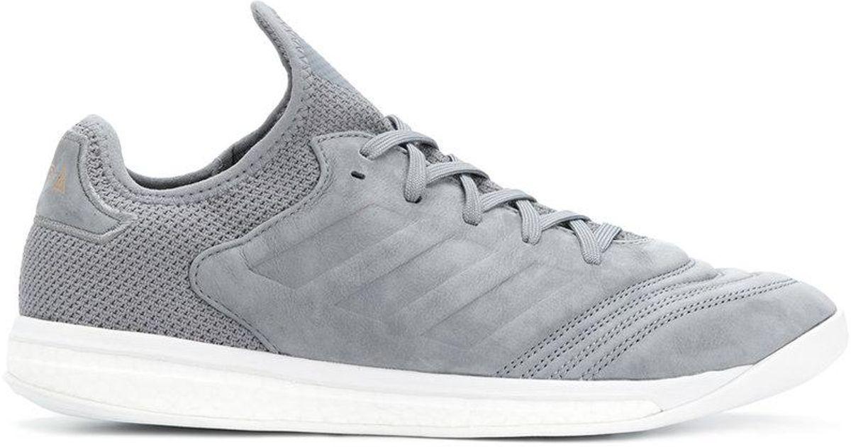 info for cc99e 14aea Lyst - Adidas Consortium Copa Sneakers in Gray for Men