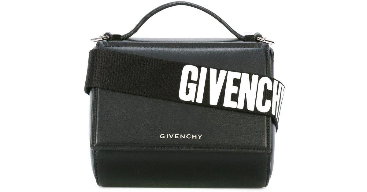 591b63b4d59 Lyst - Sac Pandora Box à bandoulière Givenchy en coloris Noir