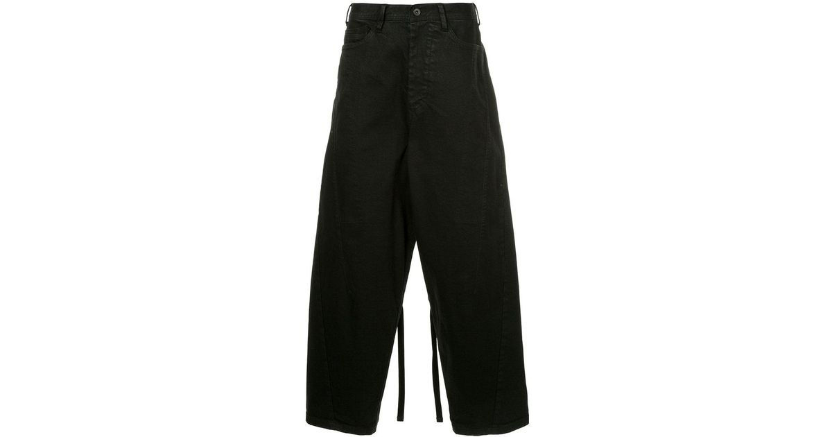 loose fit jeans - Black Julius 9c3rG2I3N