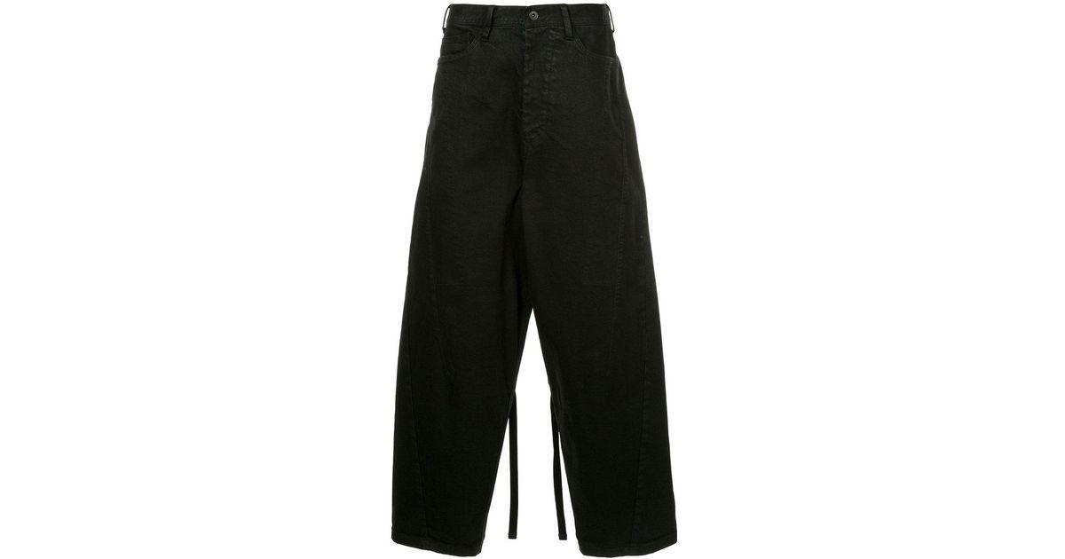 loose fit jeans - Black Julius 4cogqZt