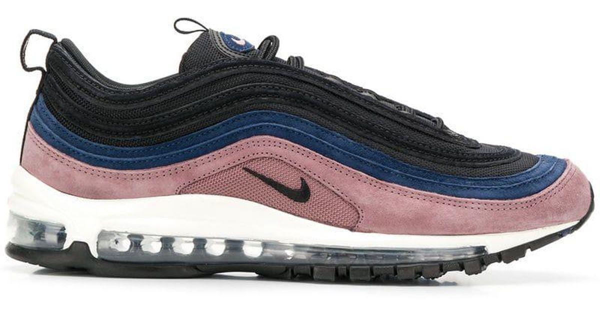 0938e396fc Lyst - Nike Air Max 97 Premium Sneakers in Black for Men