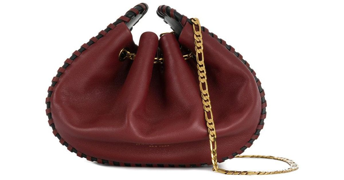 981f3a4d862 Marc Jacobs Mini Sway Bag in Red - Lyst