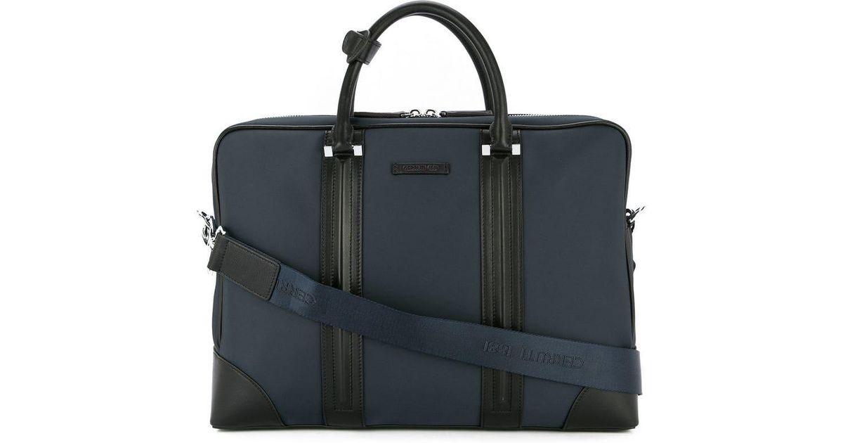 1881 Men Logo Cerruti Lyst For Bag Business Blue In TqUZd1F