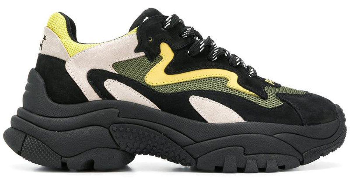 Sneakers Addict Cendres - Noir dJWyPu