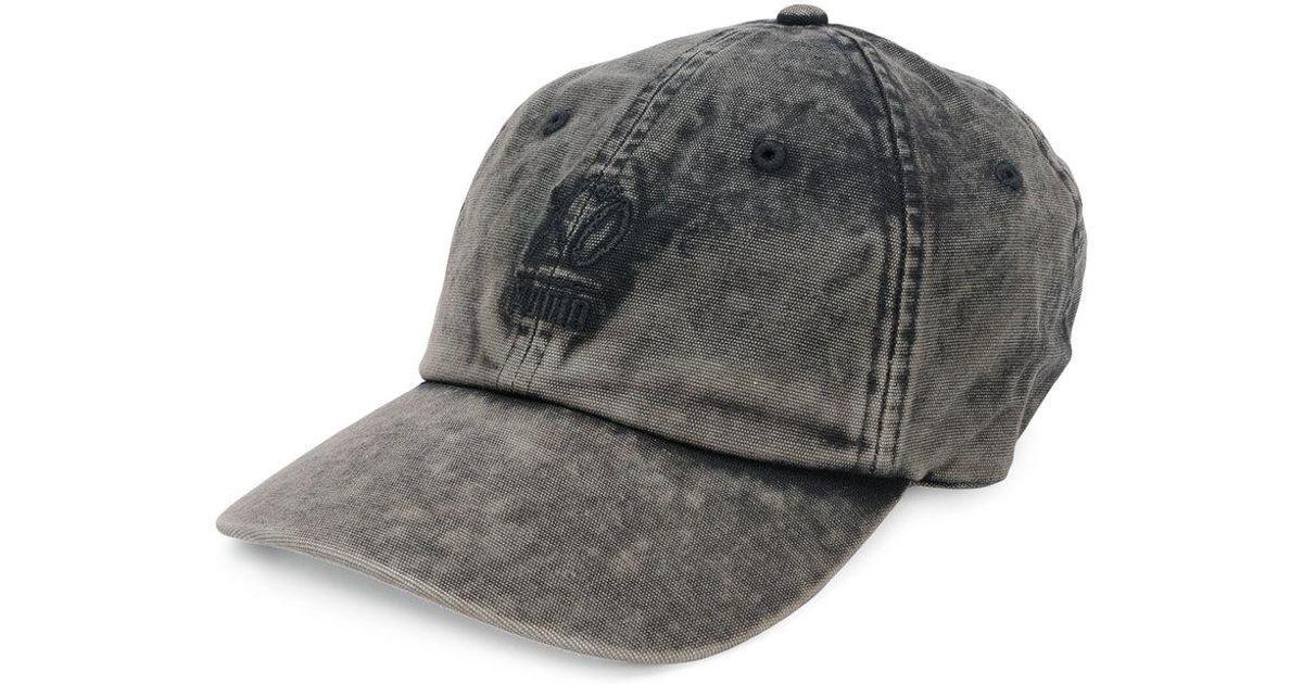 brand new 91708 45947 PUMA Acid Washed Baseball Cap in Black for Men - Lyst