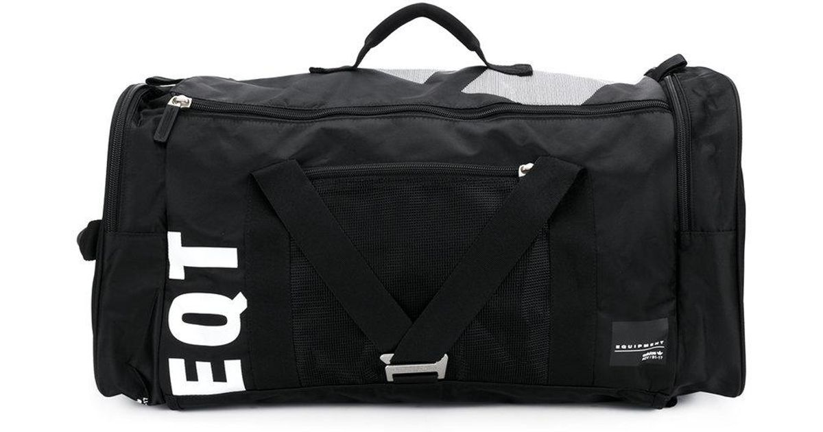6bdbfa872d Lyst - adidas Eqt Team Bag in Black for Men