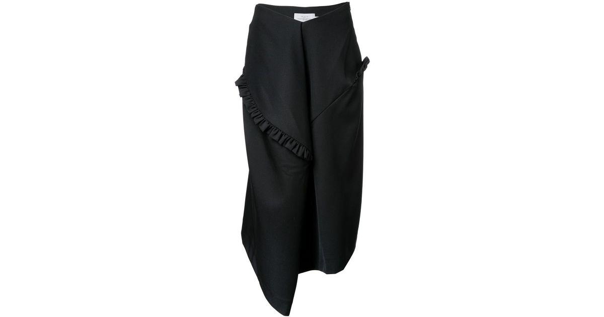 Bregazzi 'cecil' In Lyst Skirt Black By Thornton Preen A3RL54j