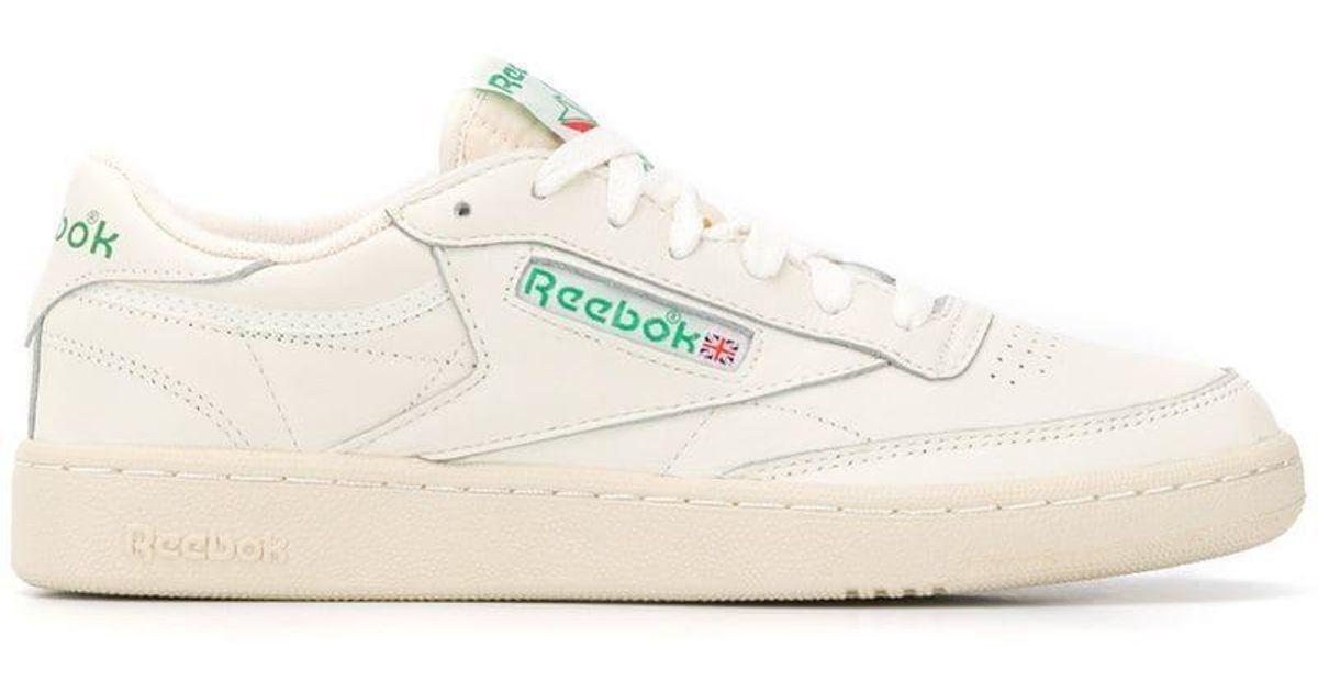Lyst - Reebok Club C 1985 Sneakers in White for Men d56eae412