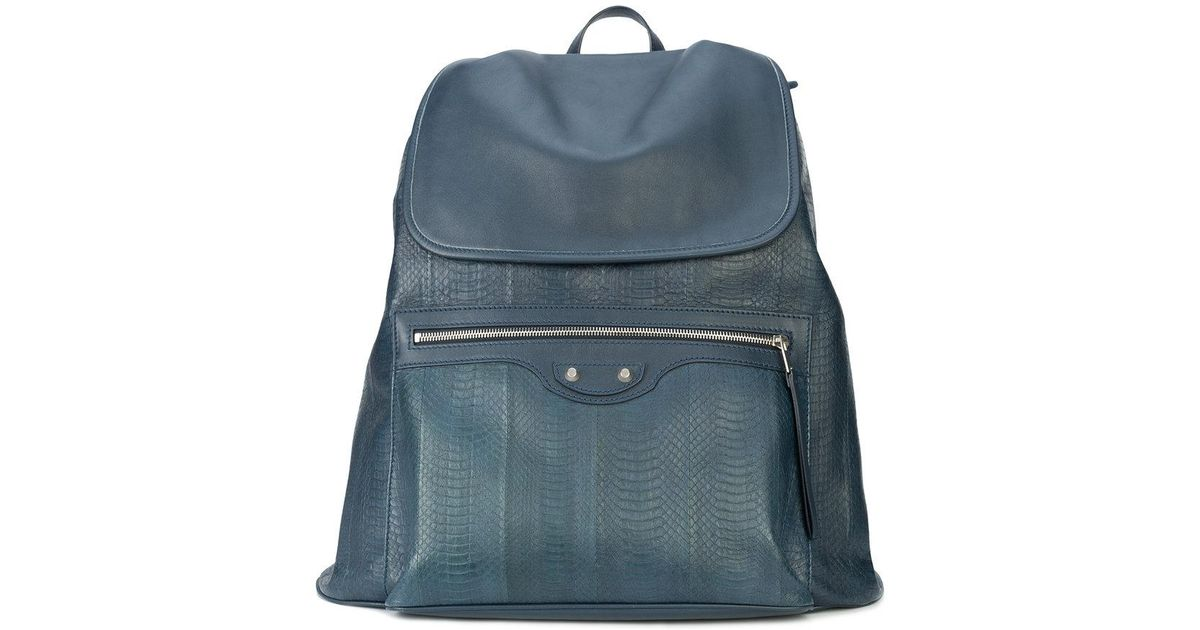 dc22db636c Lyst - adidas Paul Pogba Backpack in Blue for Men