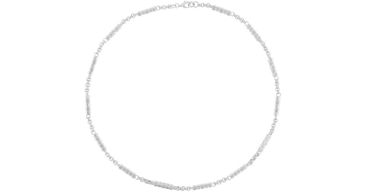 Lucy Folk Immortal necklace - Metallic M5NGz6gk