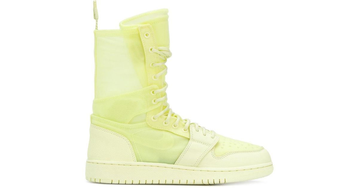 6929260d713e21 Lyst - Nike Jordan 1 Explorer Xx Sneakers in Green