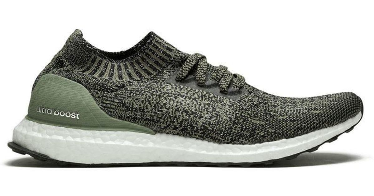 premium selection ff5b7 24d44 Adidas - Green Ultraboost Uncaged Sneakers for Men - Lyst