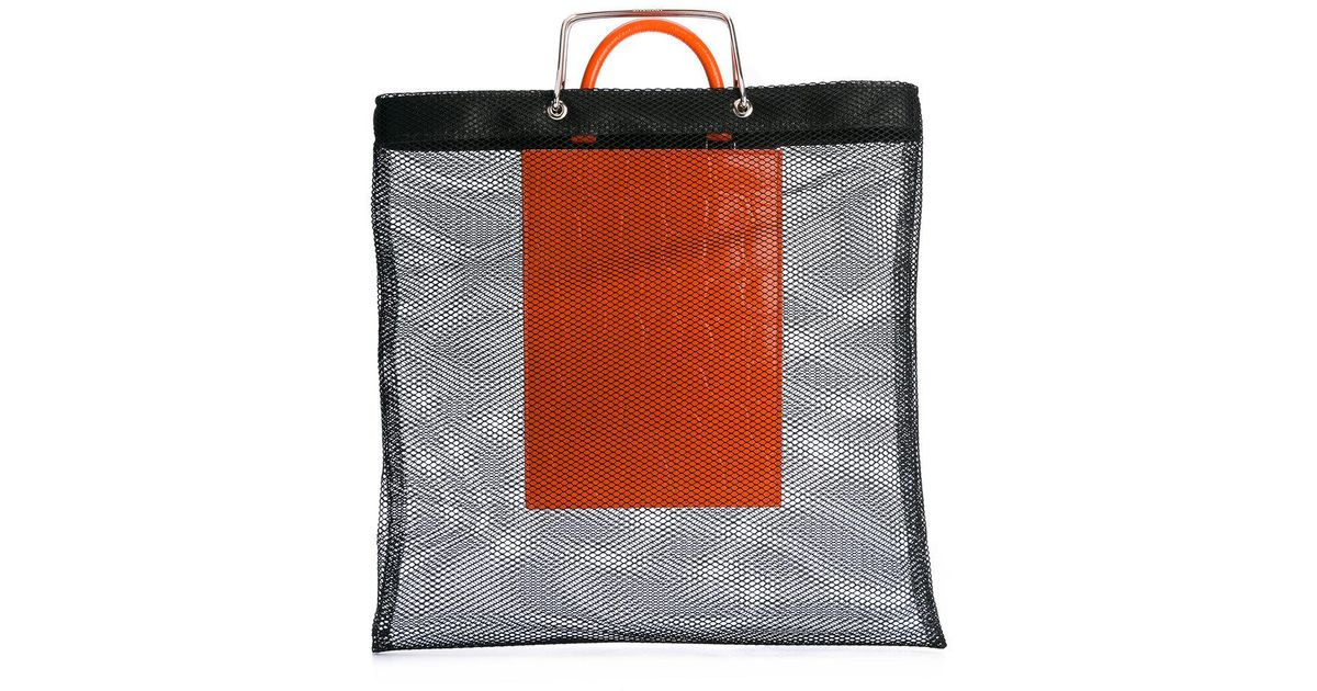 mesh shopping bag - Black Givenchy New Arrival Fashion Sneakernews Cheap Price S0j3suQ4Hr