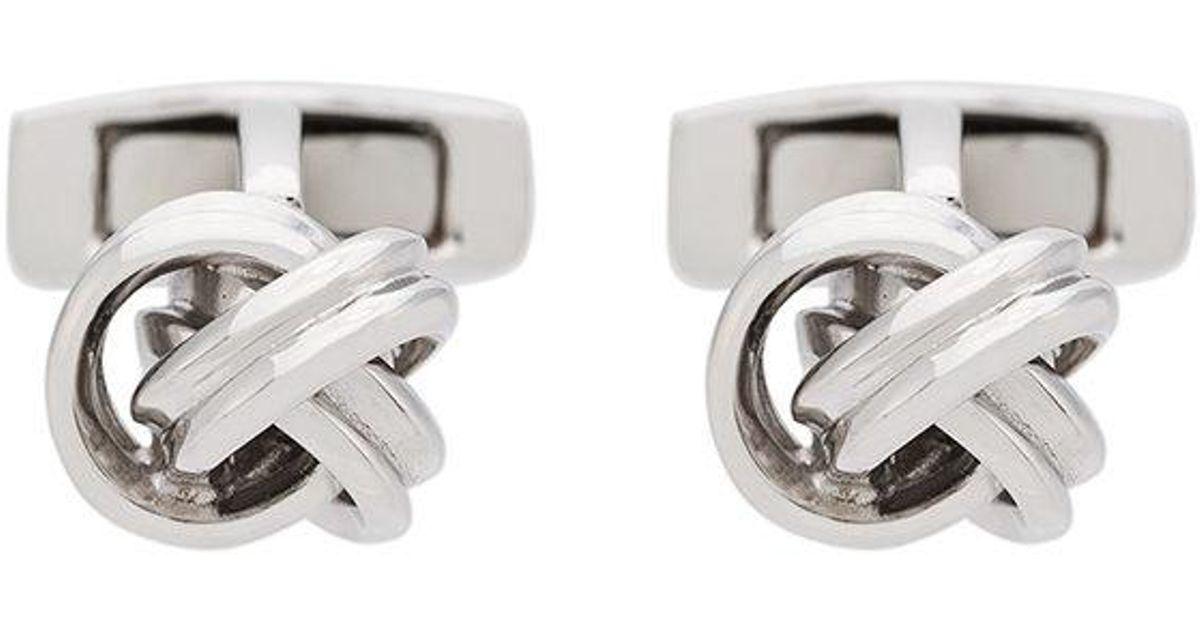 Canali button embellished cufflinks - Metallic jM7sIXp