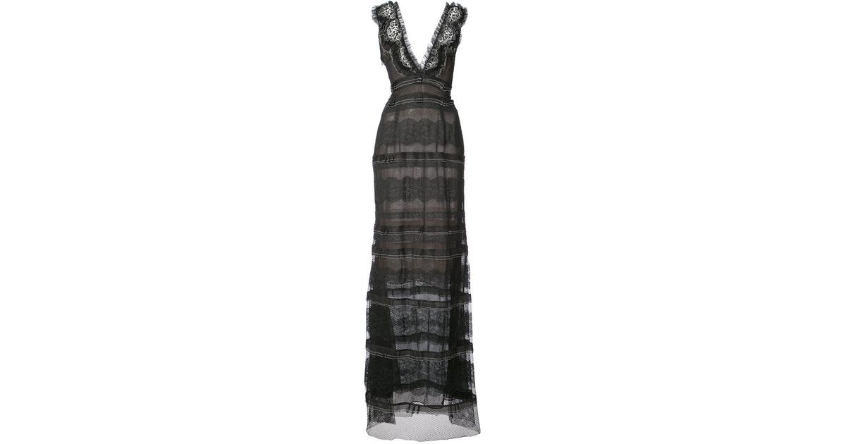 Millicent gown - Black Sachin & Babi xgDyjqBS3h