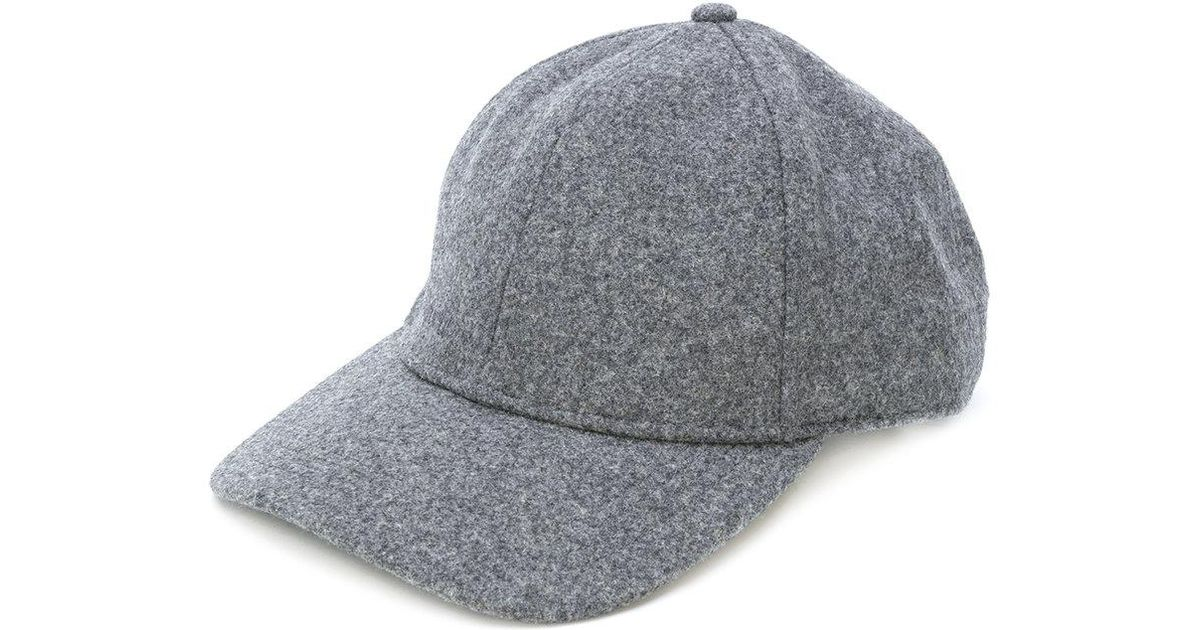 0de57ae5ada Barbour Coopworth Sports Cap in Gray for Men - Lyst