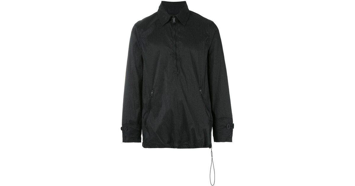Black Men Legacy Collar Jacket Lyst For Our Smock Zip In qCgnR70w