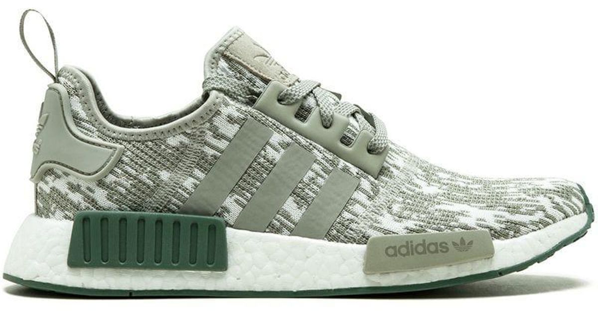 43827b4620445 adidas Originals Nmd r1 Sneakers in Gray for Men - Lyst