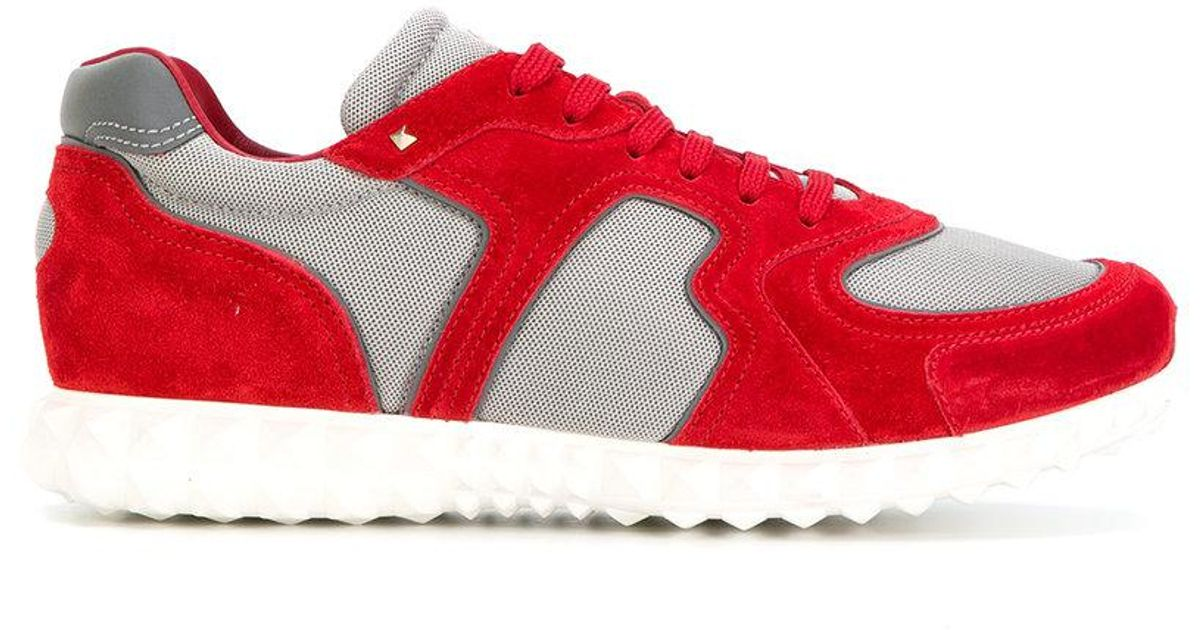 Lyst Soul For Red Valentino Men Sneakers Garavani In Am rUrSzq