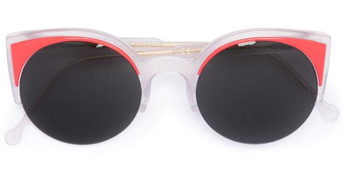 Retrosuperfuture Sunglasses Surface Coral' 'lucia Surface 'lucia Sunglasses Coral' Retrosuperfuture wpIq8xgB