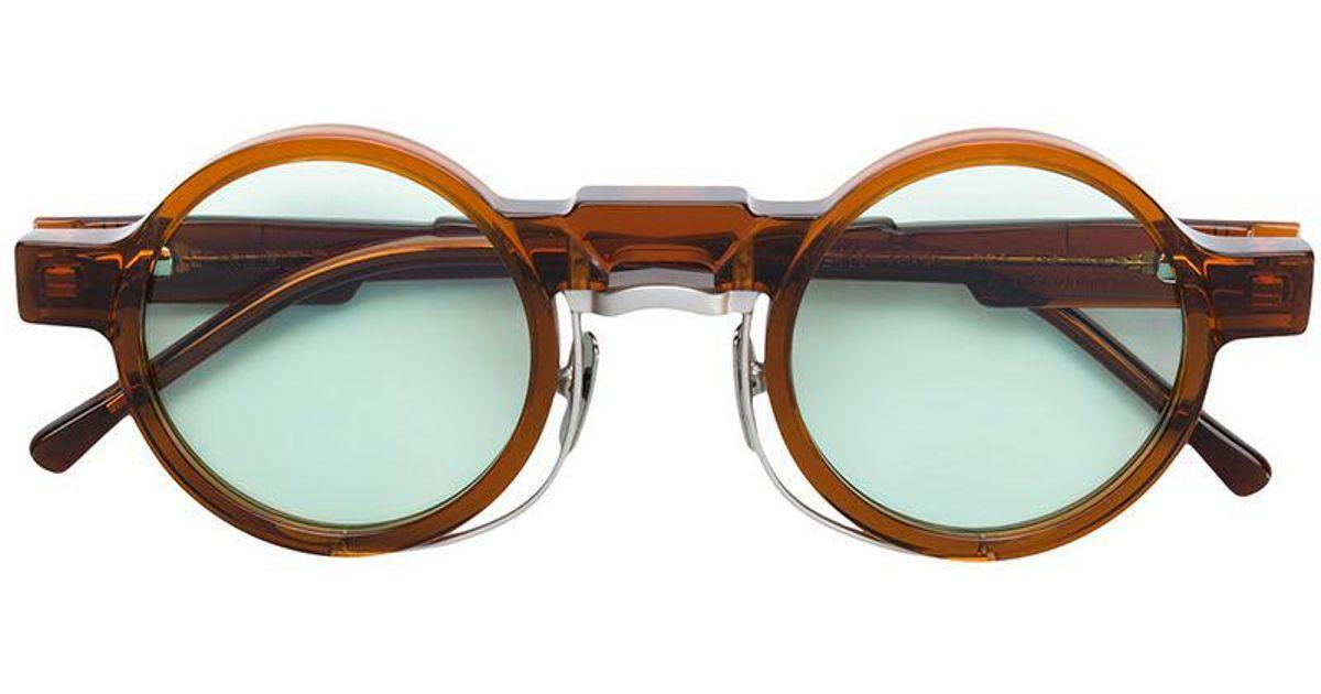 b127fcb0d7b Kuboraum Mask N3 Sunglasses in Brown for Men - Lyst