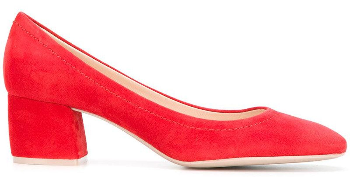 Descuentos Compra Venta Barata Roberto Festa block heel pumps - Nude & Neutrals farfetch beige Para Comprar Barato Mejor Precio Al Por Mayor Barata 6iGO7