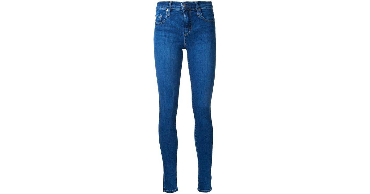Geo Skinny Addictive - Blue Nobody Perfect Footlocker Cheap Price LtRNccYql