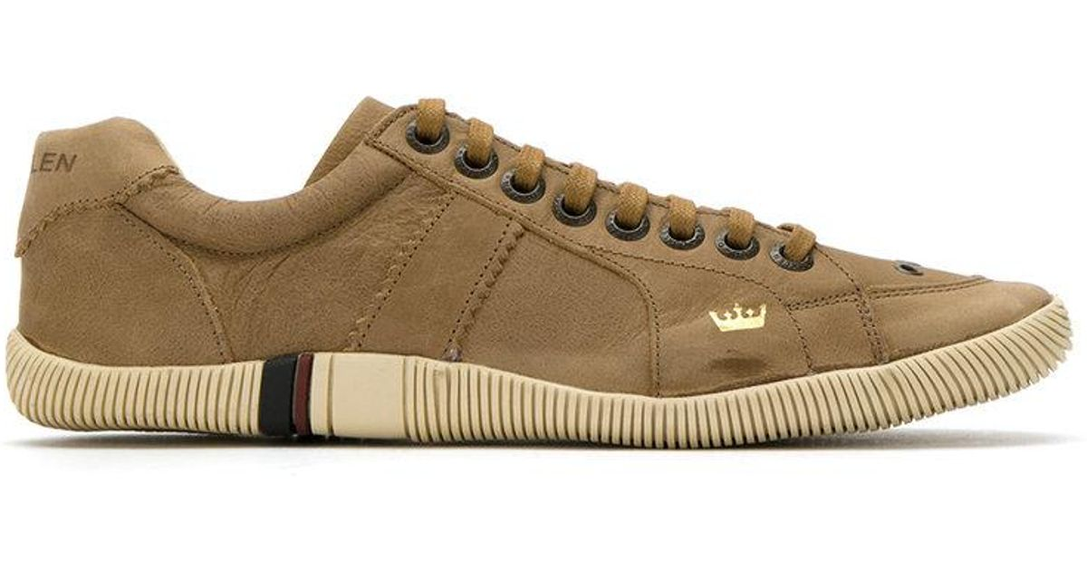 Riva Bold panelled trainers - Brown Osklen XYOywZgsPf