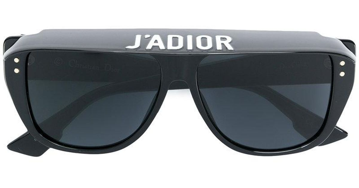 bb55e39d75 Lyst - Dior Dior Club 2 Sunglasses in Black