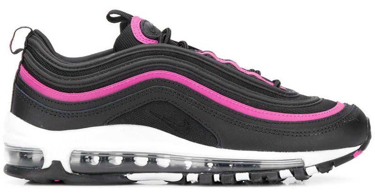 7abfae8cec Nike Air Max 97 Lx Sneakers in Black - Lyst