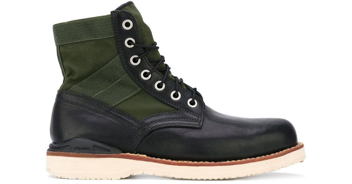 cost cheap price Visvim lace-up boots professional online low price fee shipping online clearance 2014 newest 9LhRpeWxoi