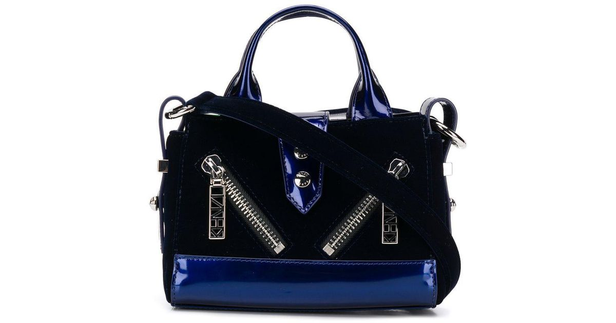 2e6a277c KENZO Micro Kalifornia Handbag Holiday Capsule in Blue - Save 2% - Lyst