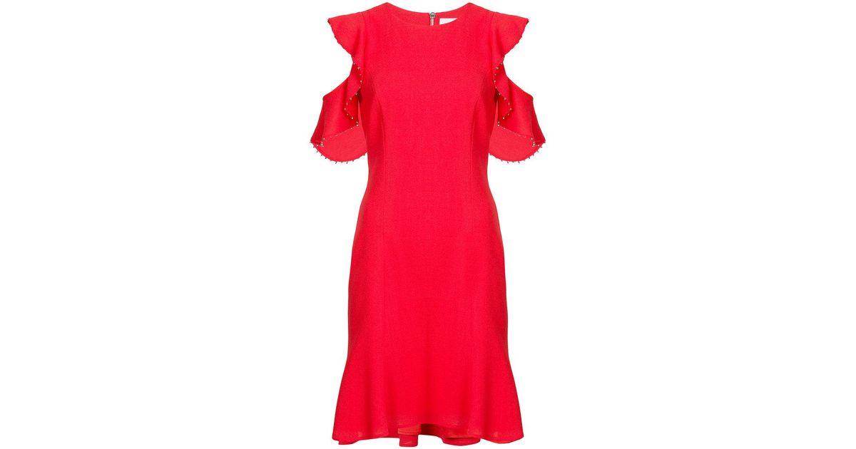 Talulah dress - Red Kimora Lee Simmons ZSjrW4KCI