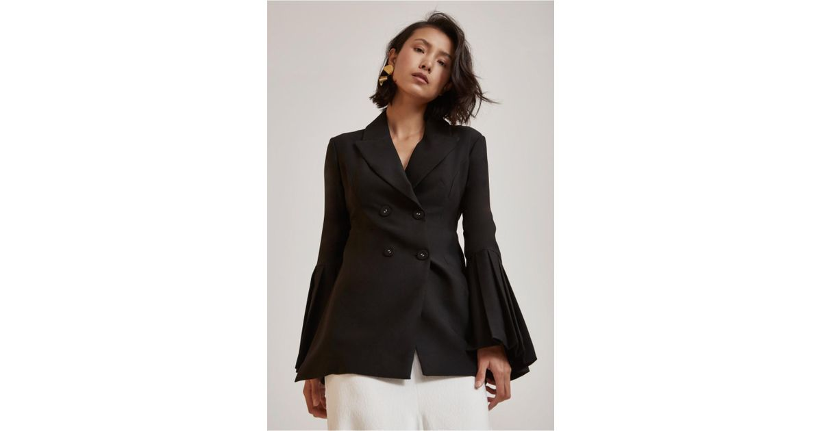 Lyst - C meo Collective Underground Blazer in Black 14cd8a7f4b0