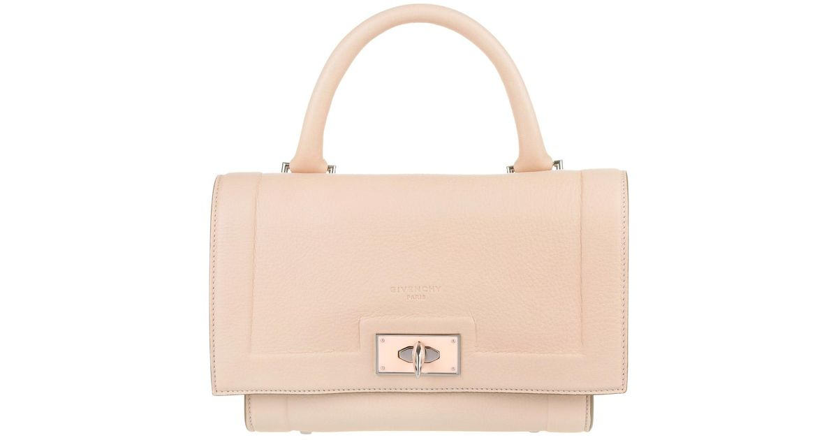 Lyst - Givenchy Shark Mini Shoulder Bag Pink Poudre in Pink a1219036af